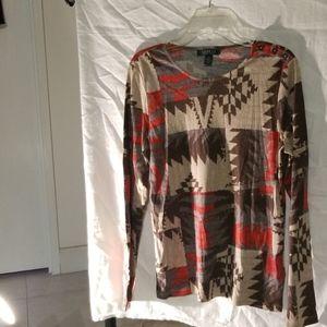 Lauren Ralph Lauren sweater L